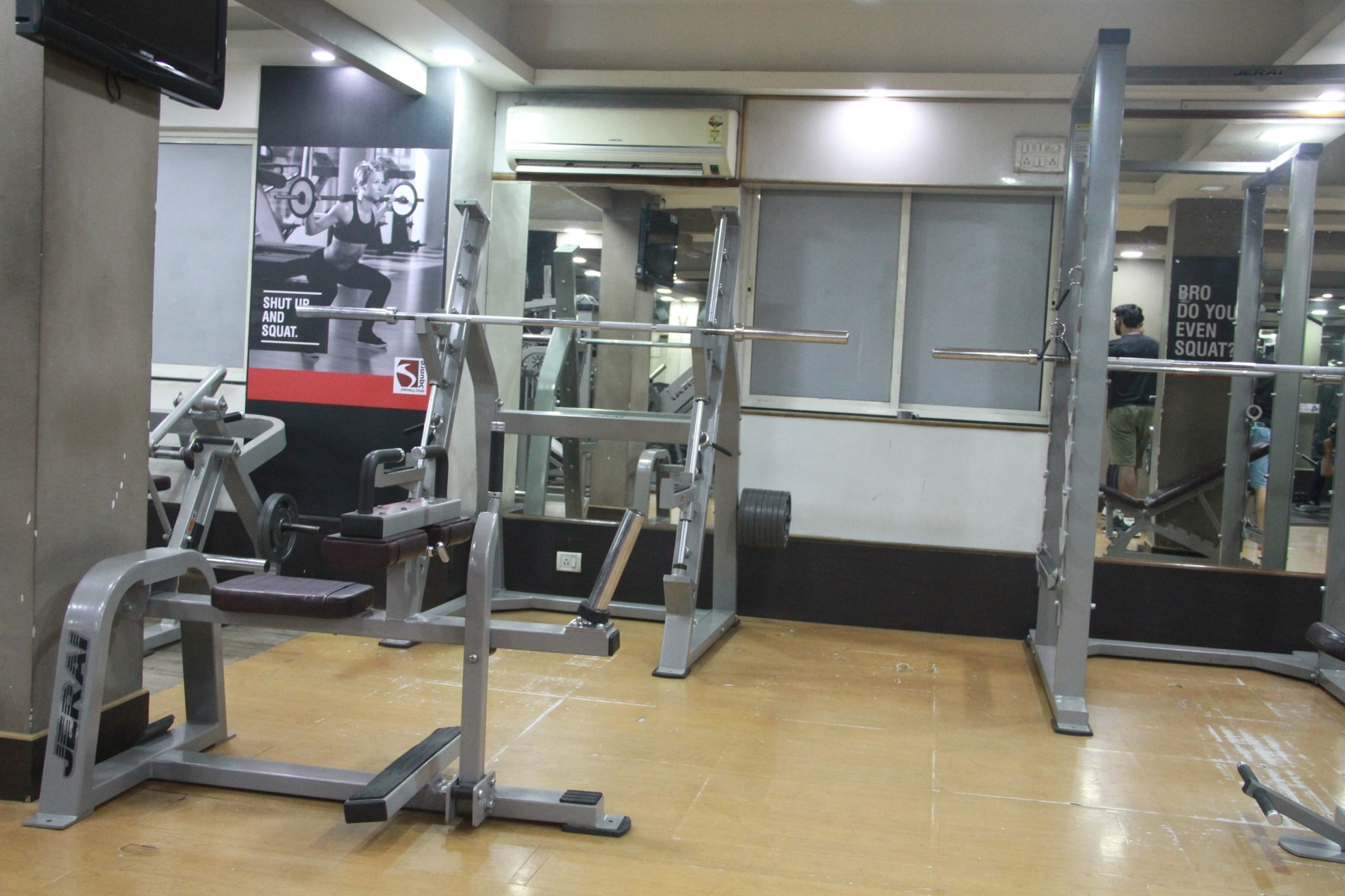 Weights Training Equipment 6