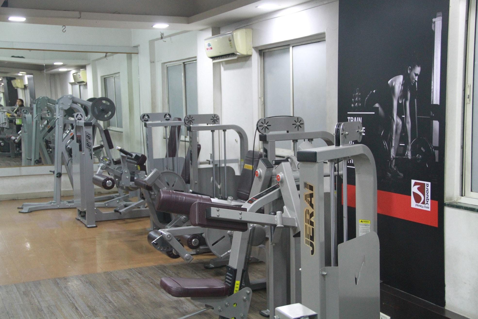 Weights Training Equipment 8