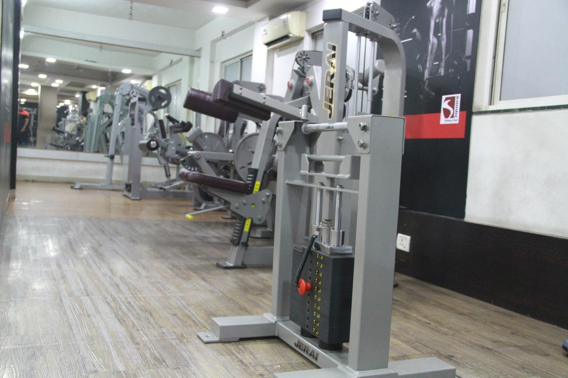 Weights Training Equipment 9