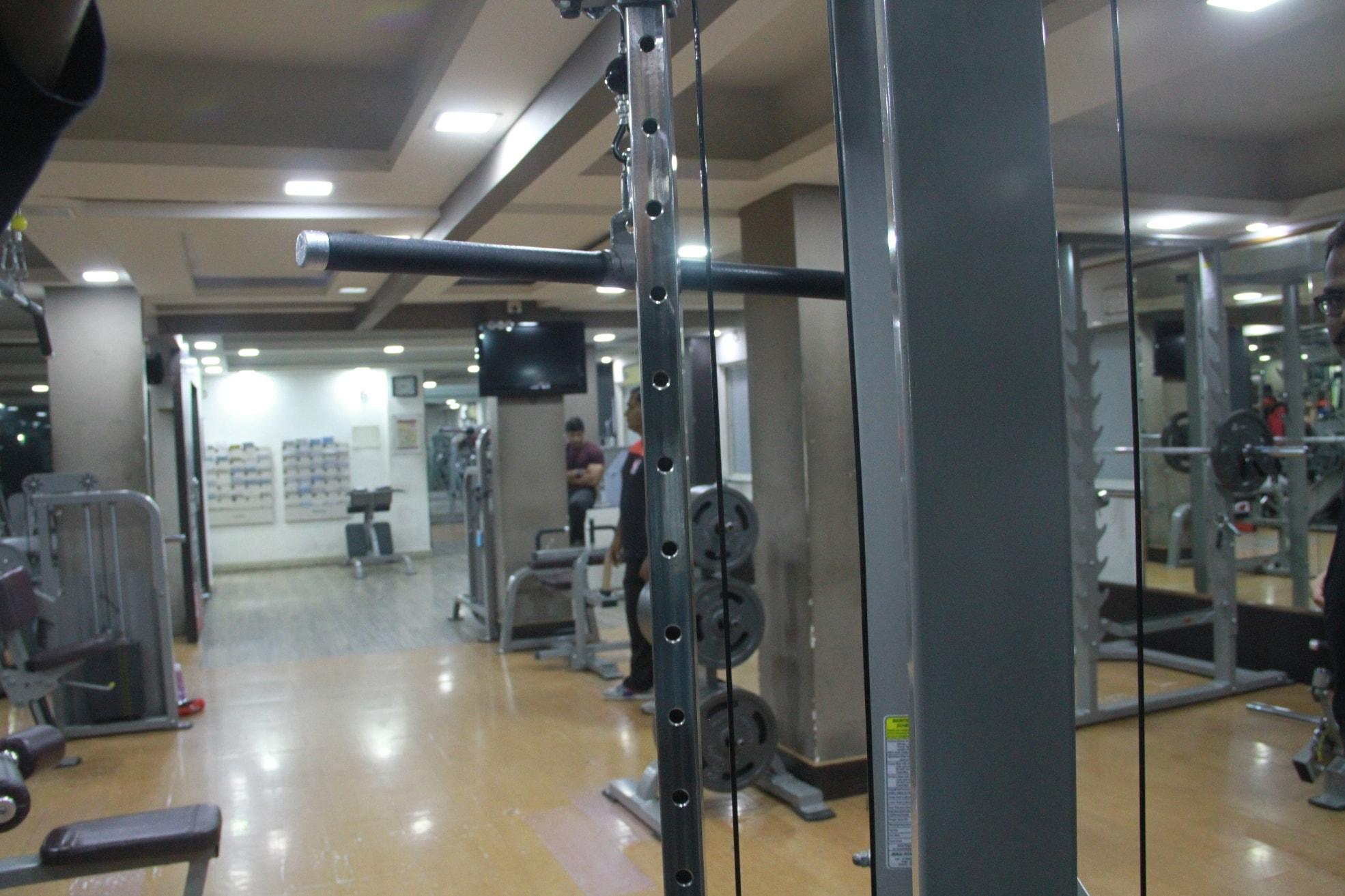 Weights Training Equipment 4
