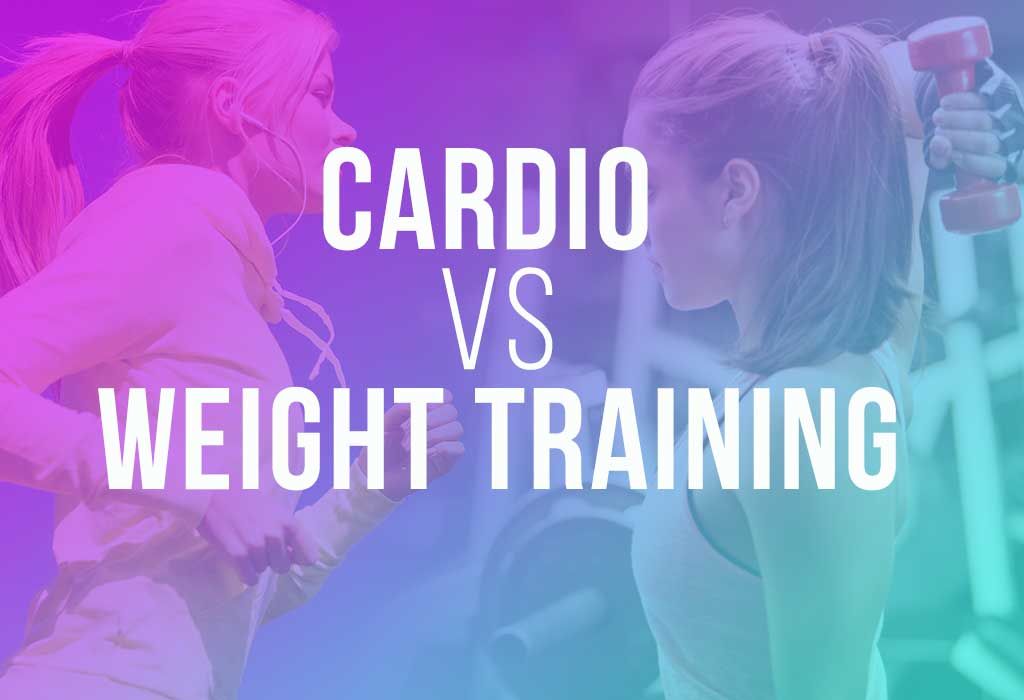 Weight Training Vs Cardio Vascular Training